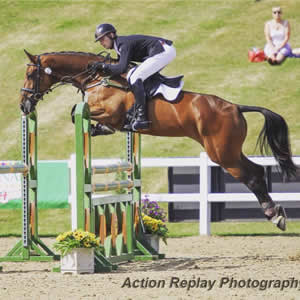 Tom Grant Eventing